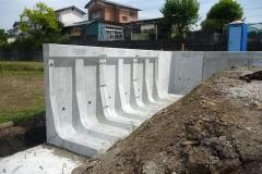 L型擁壁2